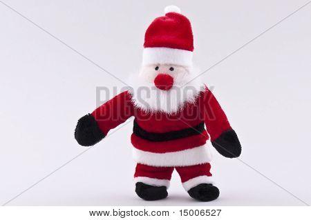 Santa Claus Front