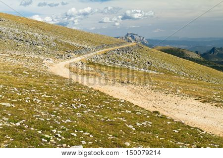 Pyrenees Summit