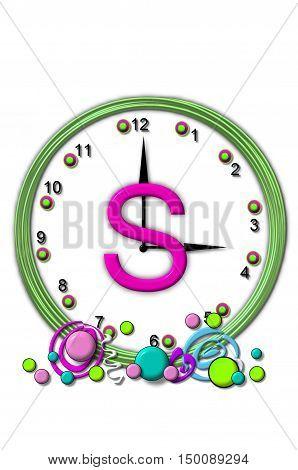 Alphabet Timeless S