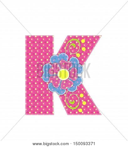 Alphabet Bonita K