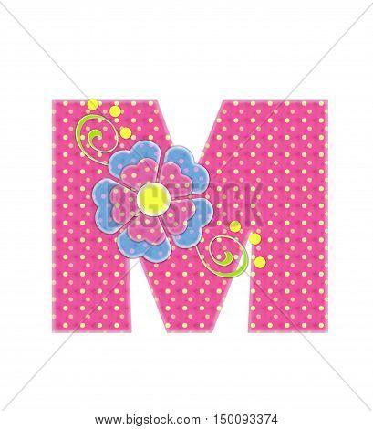 Alphabet Bonita M