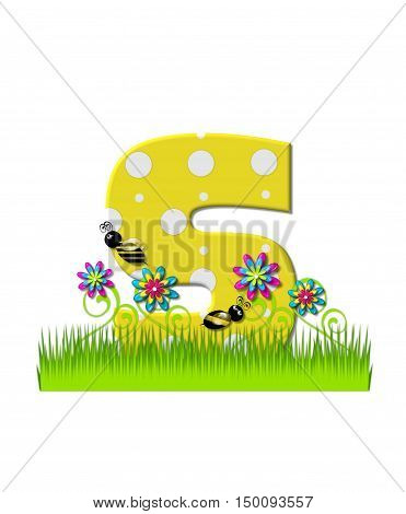 Alphabet Buzzing Bee S