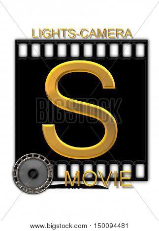 Alphabet Movie Buff S