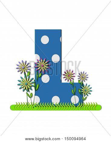 Alphabet Wildflower Meadow L