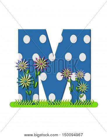 Alphabet Wildflower Meadow M