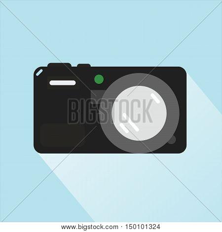 Camera Icon, Camera Icon Eps10, Camera Icon Vector 03