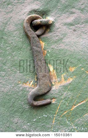 Old Metal Hook.
