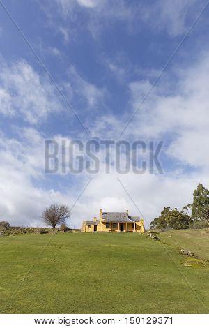 Smith O'Briens Cottage, Tasmania's Port Arthur Historical Site