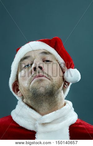 Santa of great pretensions