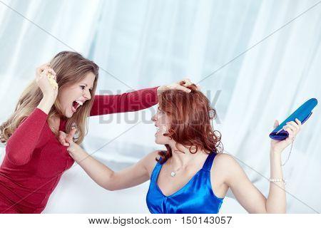 Female rivals