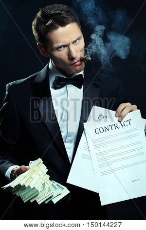 Financial mafia