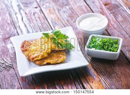 Vegetable Pancakes