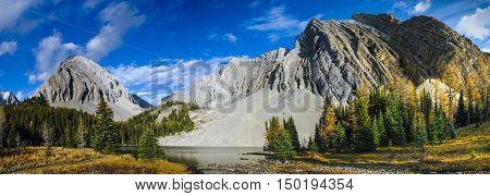 Beautiful Fall Mountain Landscapes