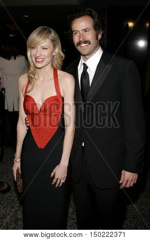 Jason Lee at the Paramount Pictures' 2007 Golden Globe Award After-Party held at the Beverly Hilton Hotel in Beverly Hills, USA on January 15, 2007.