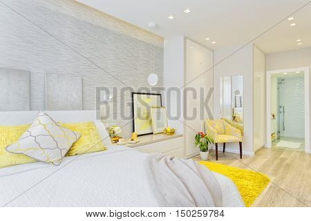 Modern Luxury Bedroom