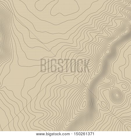 Topographic map background with space for your copy