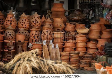 Ceramics In The Trade Shop
