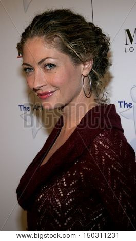 Rebecca Gayheart at the Art of Elysium Presents Russell Young 'fame, shame and the realm of possibility' held at the Minotti in West Hollywood, USA on November 30, 2005.