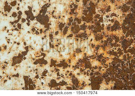 Rusty Iron Textured