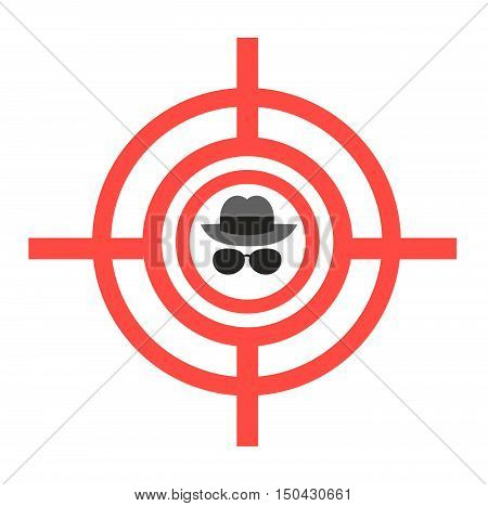 Internet security safety icon. Virus attack vector icon. Internet data protection security. Technology web network icon. IT security concept icons infographic design element. Cyber crime