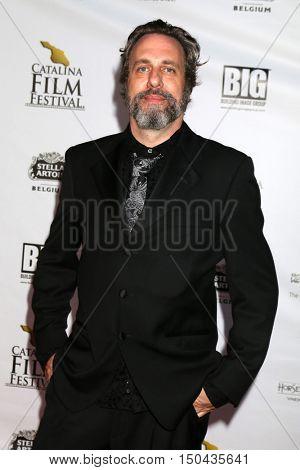 LOS ANGELES - OCT 1:  Patrick Sane at the Catalina Film Festival - Saturday at the Casino on October 1, 2016 in Avalon, Catalina Island, CA
