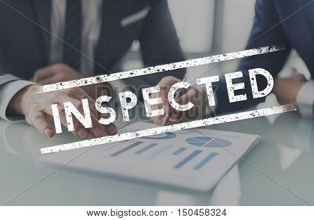 Inspected Allowance Authorization Permission Concept