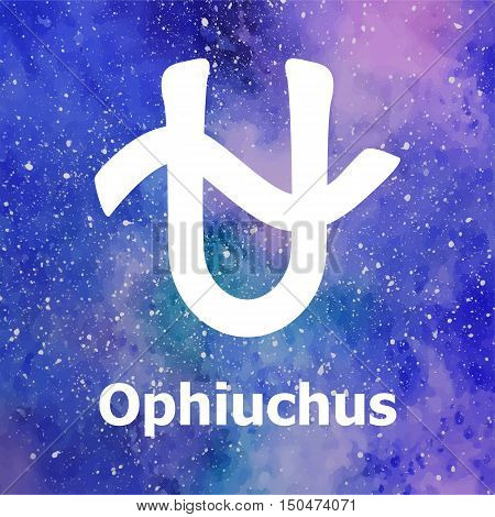 Ophiuchus, Thirteenth Sign Of The Zodiac