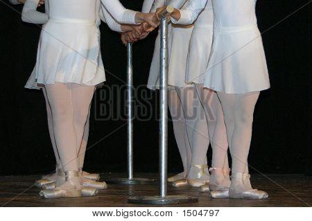Ballet Team Working Togheter 2