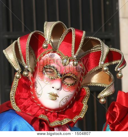 Some of the most beautiful Mask of Carnival of Venice poster