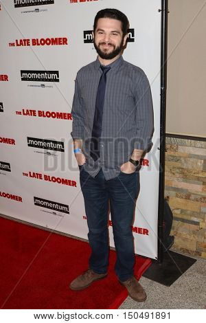 LOS ANGELES - OCT 3:  Samm Levine at the