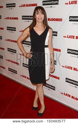 LOS ANGELES - OCT 3:  Illeana Douglas at the