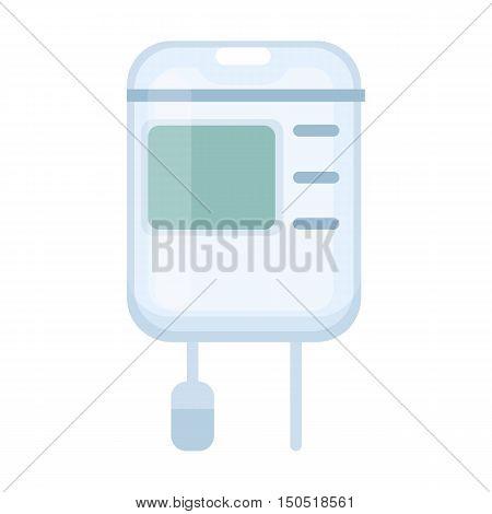 Brop counter icon cartoon. Single medicine icon from the big medical, healthcare collection.