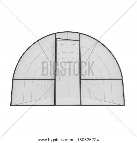 Greenhouse Construction Frame