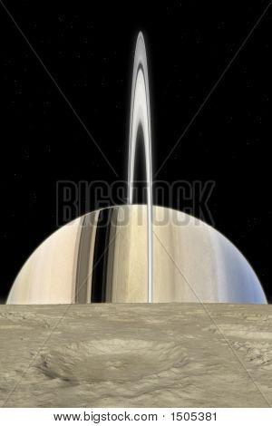 Mimas View