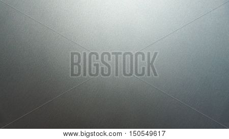 Stainless steel metal texture for background design