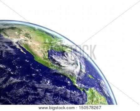 Hurricane Matthew Appraching America