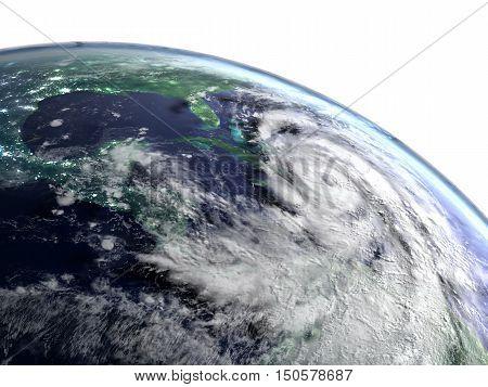 Hurricane Matthew Catastrophe