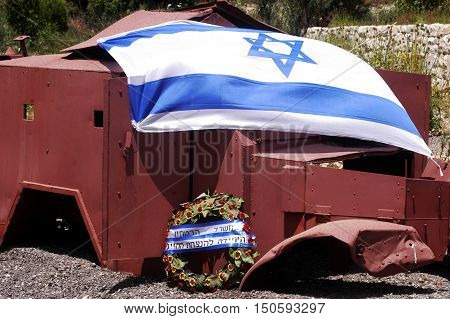 Israel Wars Memorial Day - Yom Hazikaron