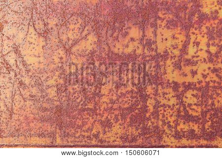 old metal rustic steel background and texture