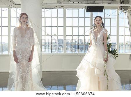 Marchesa Bridal Fw 2017