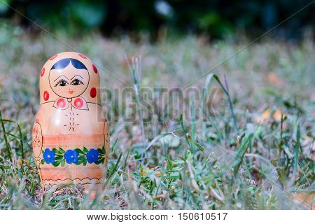 Classic Russian Matrioska Doll