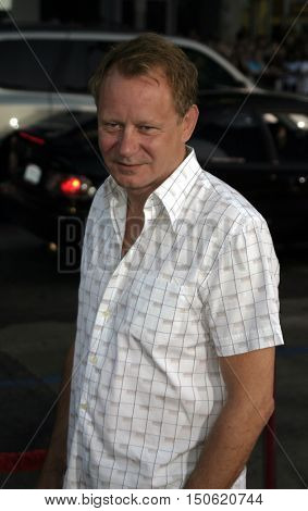 Stellan Skarsgard at the Los Angeles premiere of 'Exorcist: The Beginning' held at the Grauman's Chinese Theatre in Hollywood, USA on August 18, 2004.