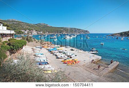 View In Sant Elm