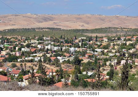 Travel Photos Of Israel - Beersheba