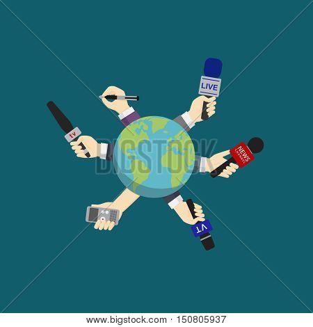 World News, journalism, live report, hot news