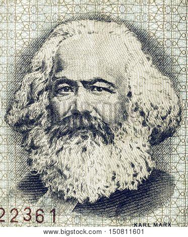 Vintage Karl Marx