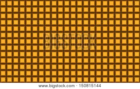 3d renderings of an abstract background in yellow color