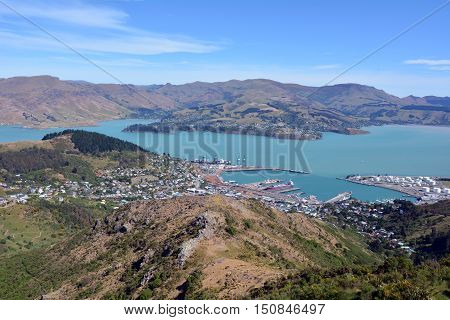 Lyttelton Christchurch - New Zealand