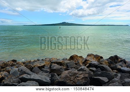 Rangitoto Island Auckland New Zealand