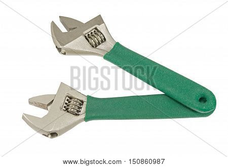 Adjustable wrench work spanner hand tool equipment